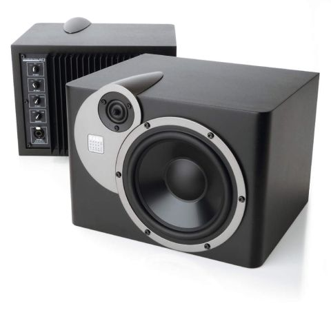 The AE22s are much bigger and heavier than the NS10s they are designed to replace