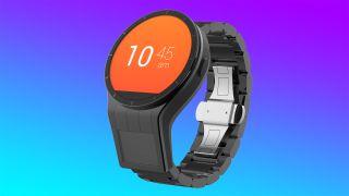 Lenovo concept smartwatch