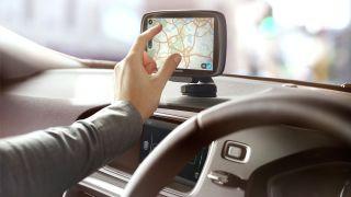 TomTom in-car GPS