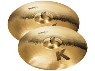 Zildjian's largest crash cymbals available