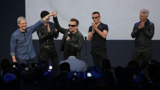 U2 and Apple