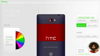 Was HTC plotting to offer custom colours before Moto X launch?