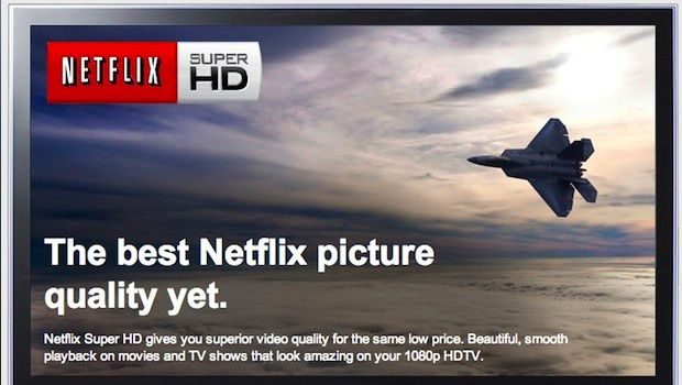 Super HD for all! Netflix adds highest quality streams for every subscriber