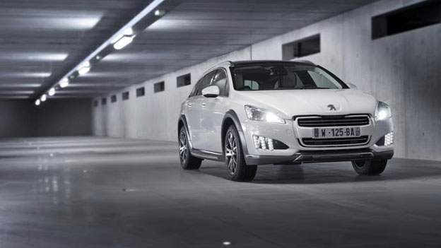 Peugeot 508 RXH Review: Hands on | T3