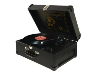 The limited edition Preservation Hall 78 RPM record player.