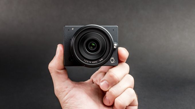 Someone made a 4K GoPro killer with interchangable lenses