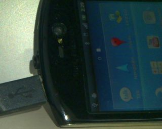 The forthcoming Sony Ericsson Hallon