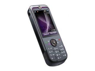 Motorala ZN5 looks like a candybar tastes like a phone