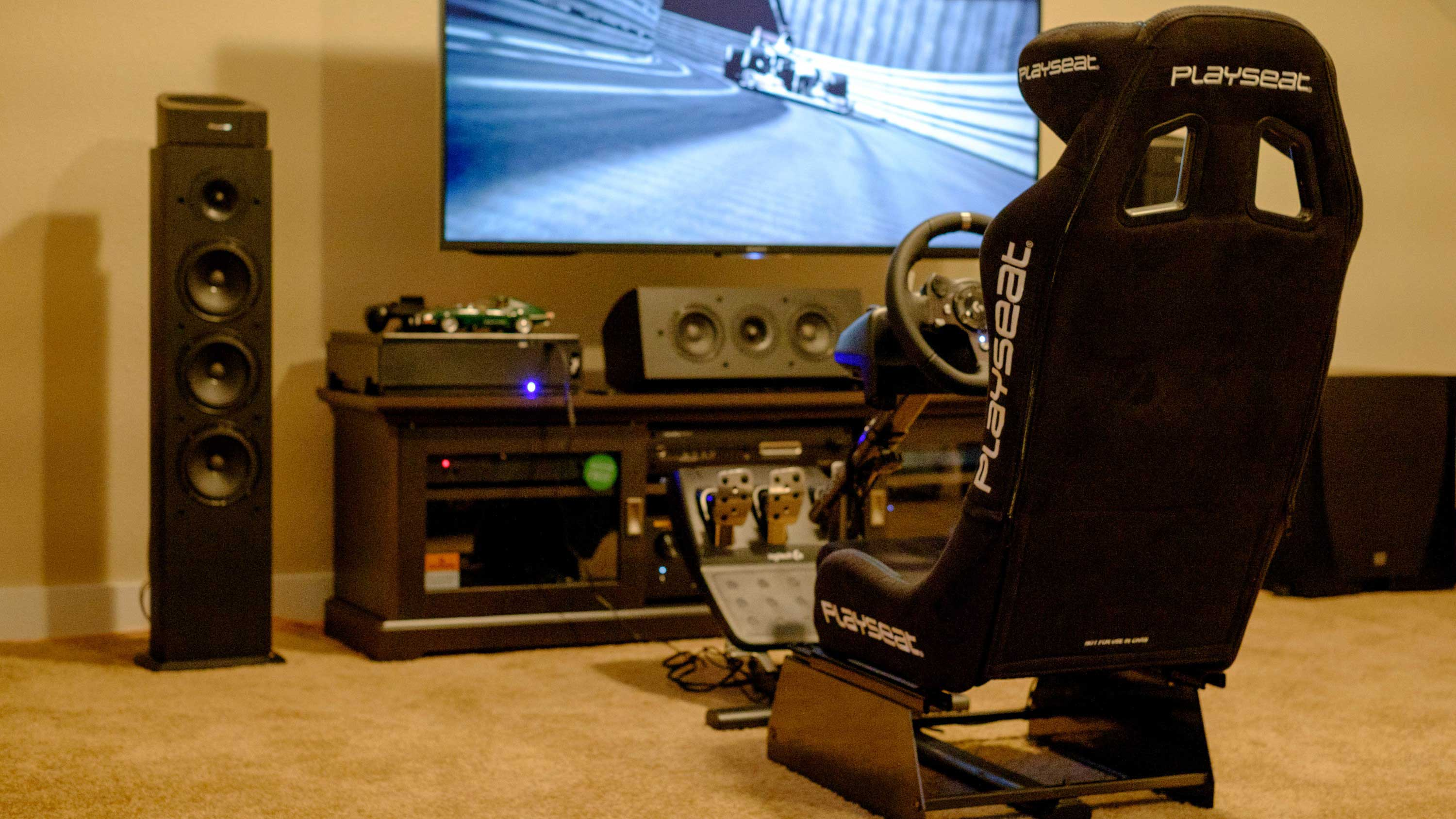 Here are 6 ways to make PC driving games more realistic | TechRadar