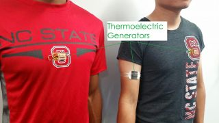 Long-lasting wearables could one day be powered by your body heat