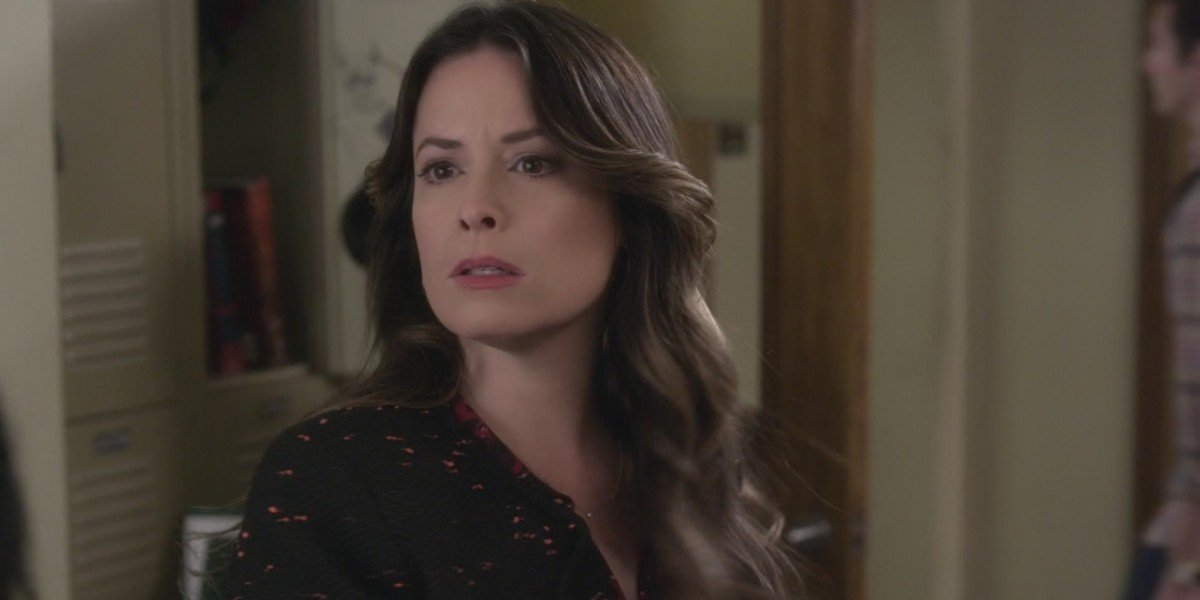 Holly Marie Combs in Pretty Little Liars