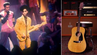 Prince Diamonds and Pearls / Fender Gemini II