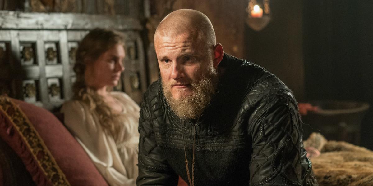 Vikings Bjorn Alexander Ludwig Gunnhild Ragga Ragnars History