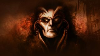 This is actually Baal, the Lord of Destruction, from the Diablo 2: Lord of Destruction expansion
