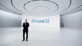 Apple Event iPhone 12