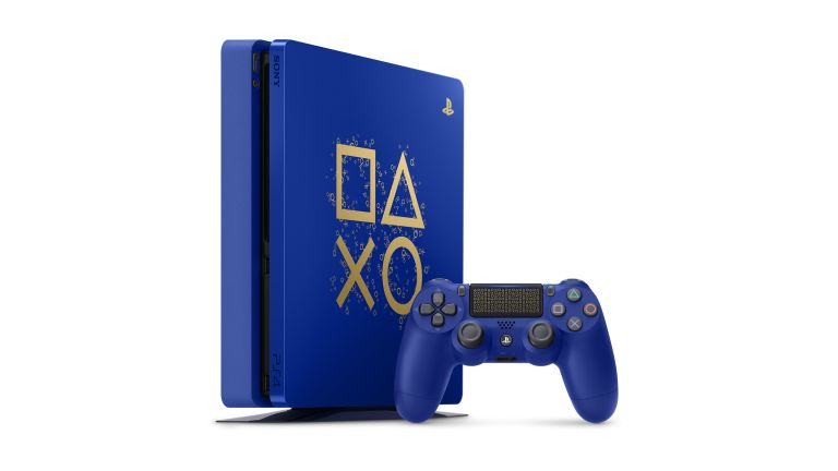 Sony PS4 Days of Play Special Edition