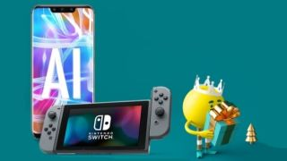 EE's free Nintendo Switch deal with select mobile phones