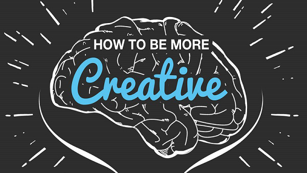 9 simple ways to become more creative