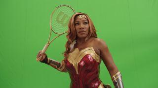 Serena William Wonder Woman DirecTV Stream