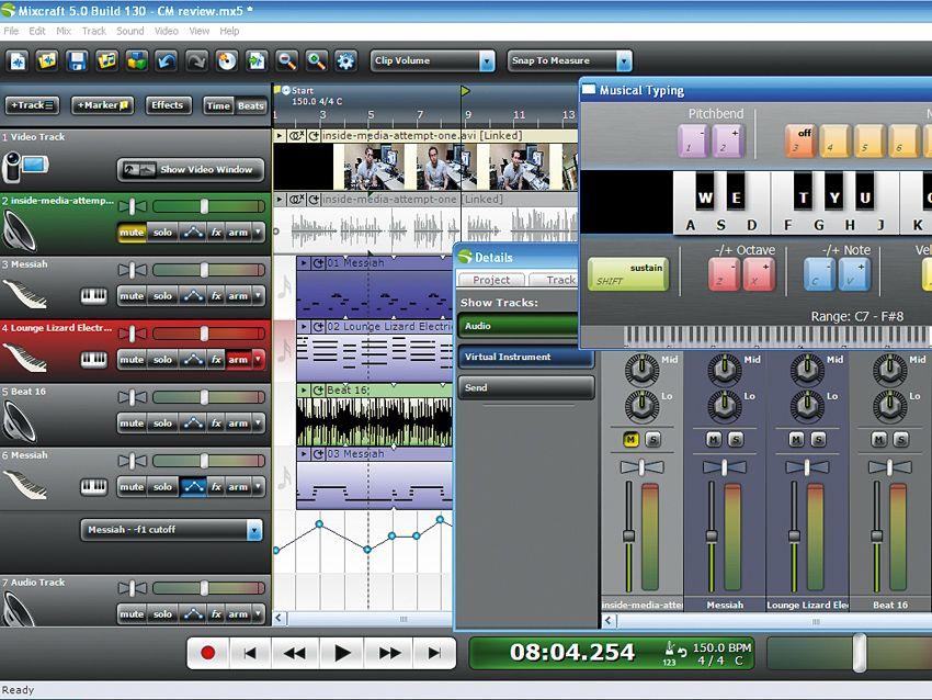 mixcraft 7 free download mac