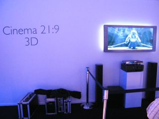 Philips - pushing 21:9 and now 3D