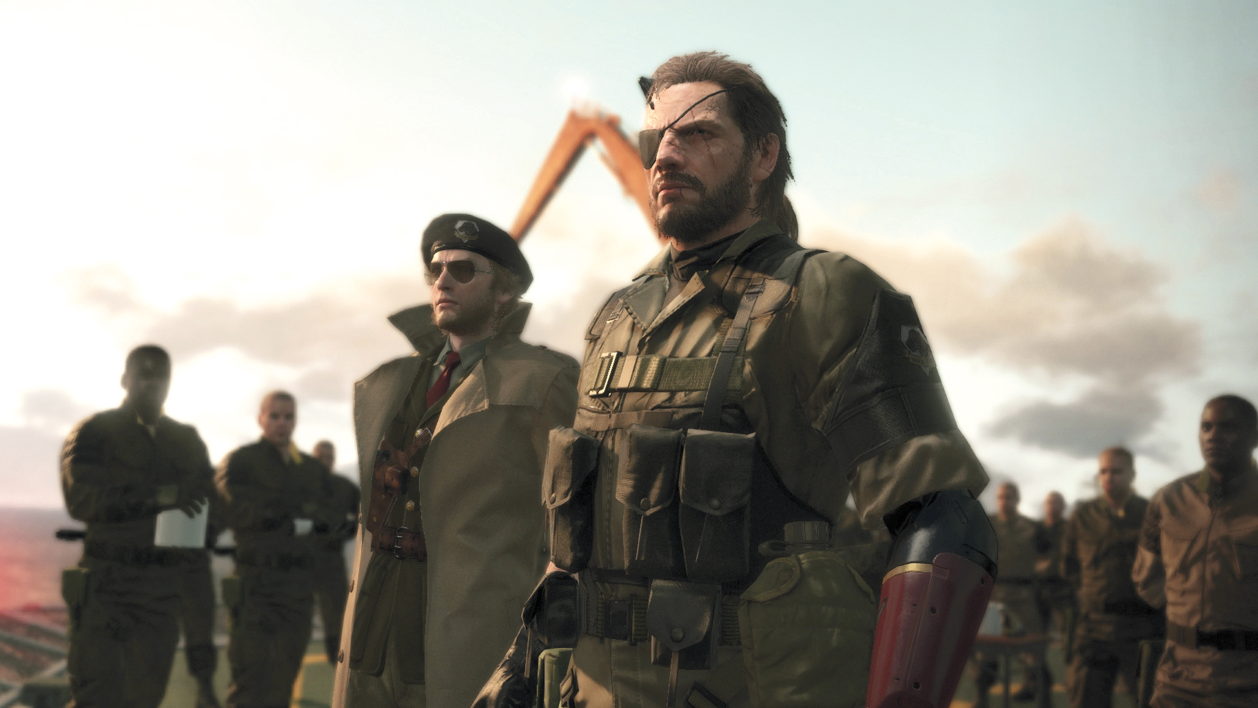 The Five Craziest Metal Gear Solid 5 Conspiracy Theories