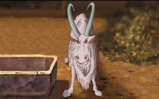 Broken Sword Goat