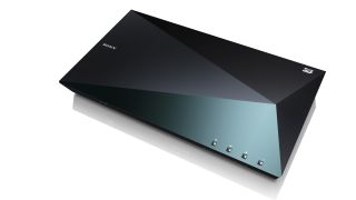 Sony s new smart Blu ray players definitely have a look going on