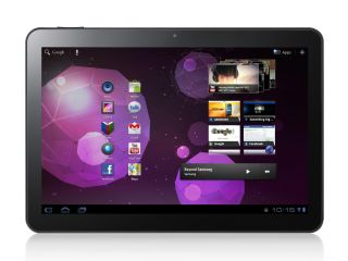 Samsung Galaxy Tab 10.1V review