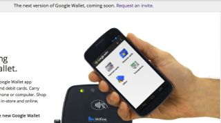 Google Wallet invite