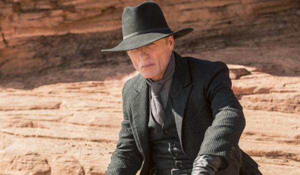ed harris as the man in black westworld season 1