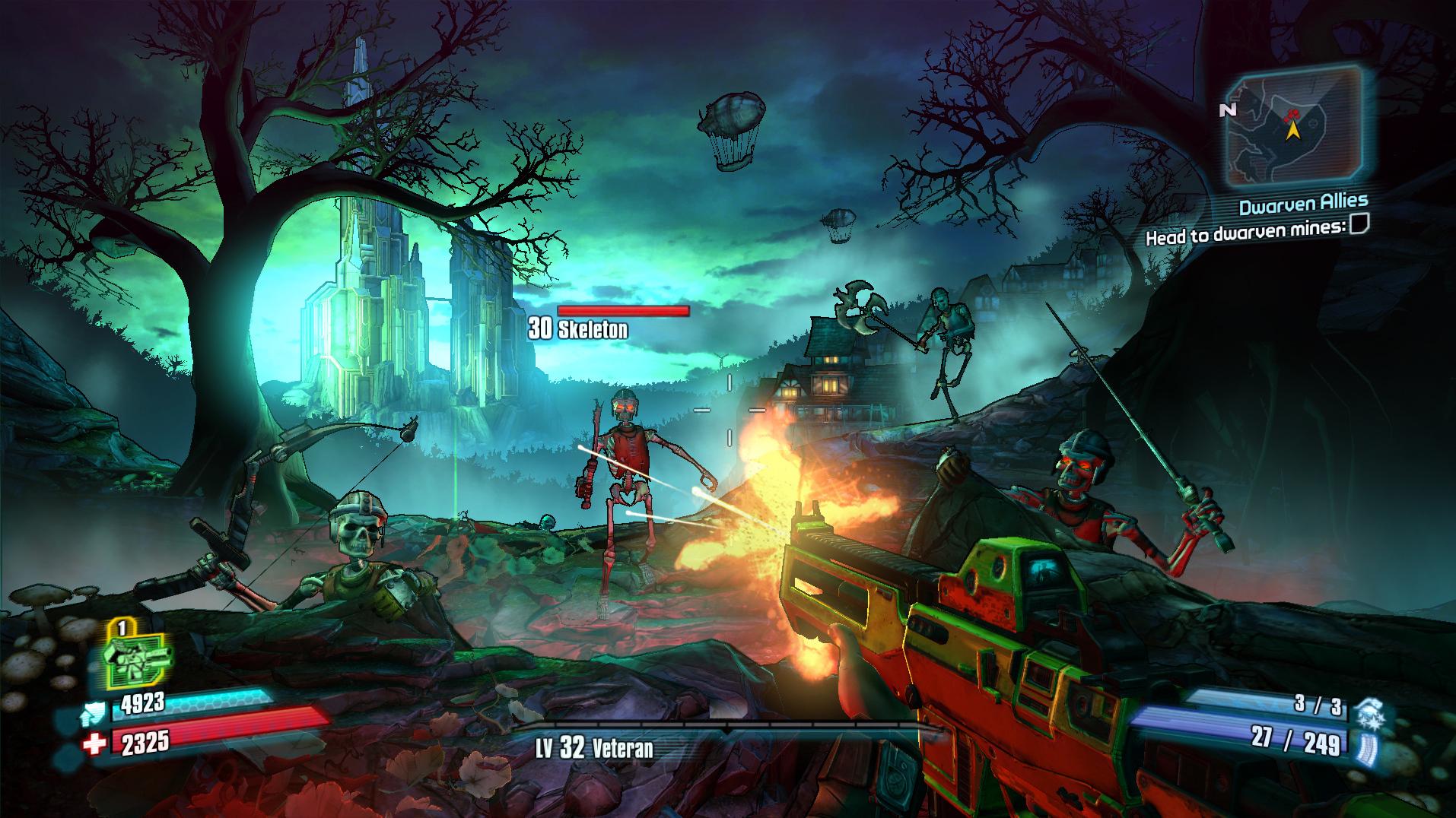 Borderlands 2 Tiny Tina DLC Gameplay Video, Screenshots ... Borderlands 2 Dlc
