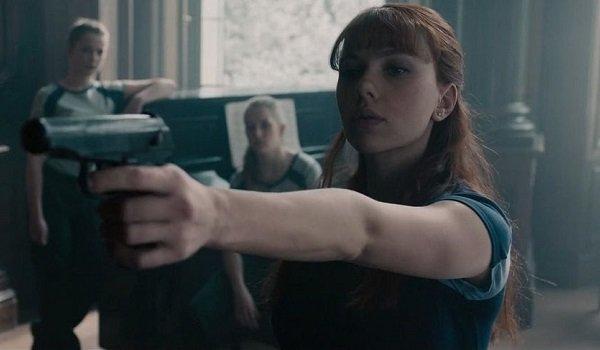 Natasha Romanoff Avengers: Age Of Ultron