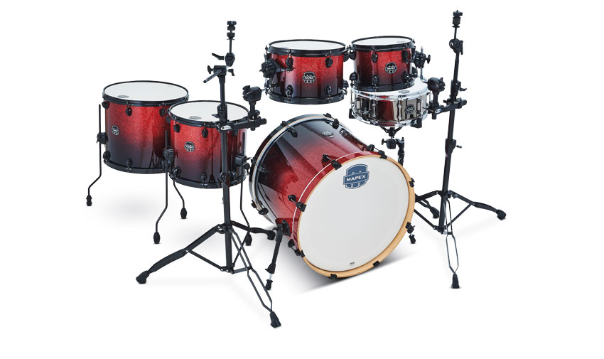 Mapex Armory Series Kit Review Musicradar