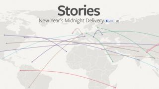 Facebook Midnight Delivery New Year's Eve app hit by privacy flaw