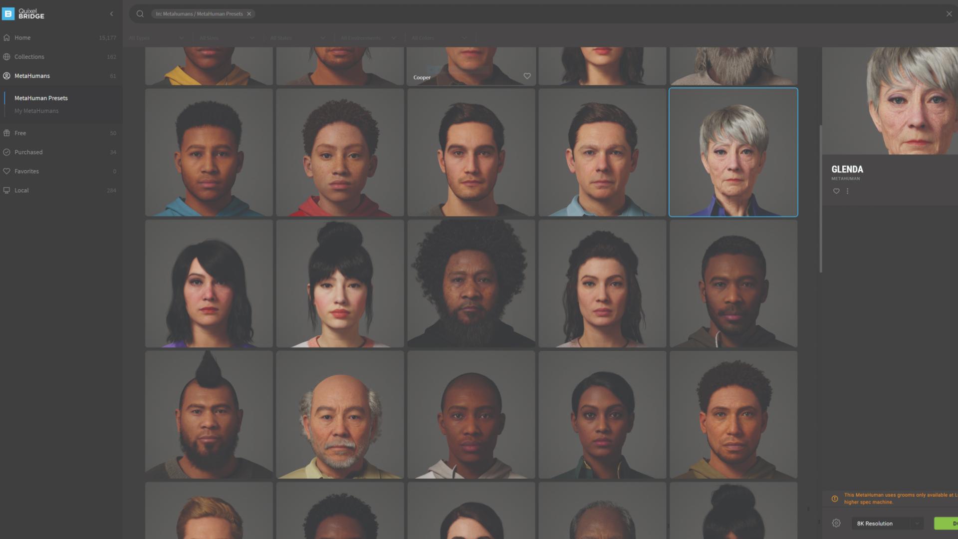 Metahuman Creator: How to build a realistic CG human