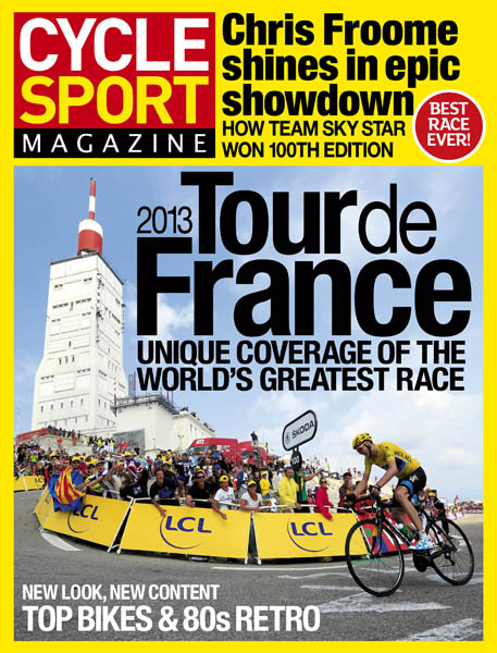 Cycle Sport September 2013