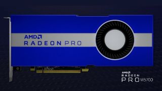 The Radeon RX 5700 goes pro