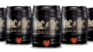 Acdc Bring Rock Or Bust Beer To Australia Louder