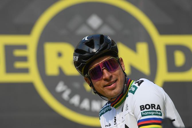 Peter Sagan (Bora-Hansgrohe) at the Tour of Flanders