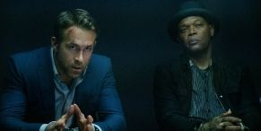 Of Course The Hitman's Wife's Bodyguard Was Influenced By The Classic Era Of James Bond