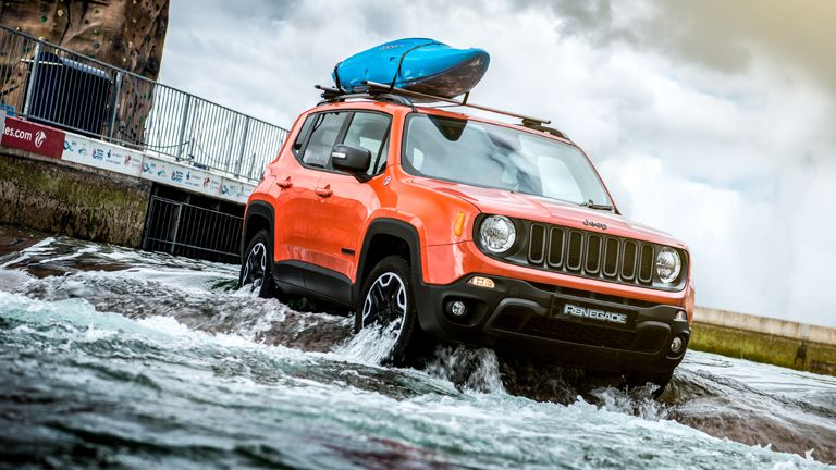 T3 Drives Jeep Renegade A Compact And Brutally Slick Suv With Real Off Road Capabilities