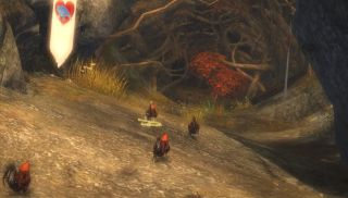 Guild Wars 2 chickens yes
