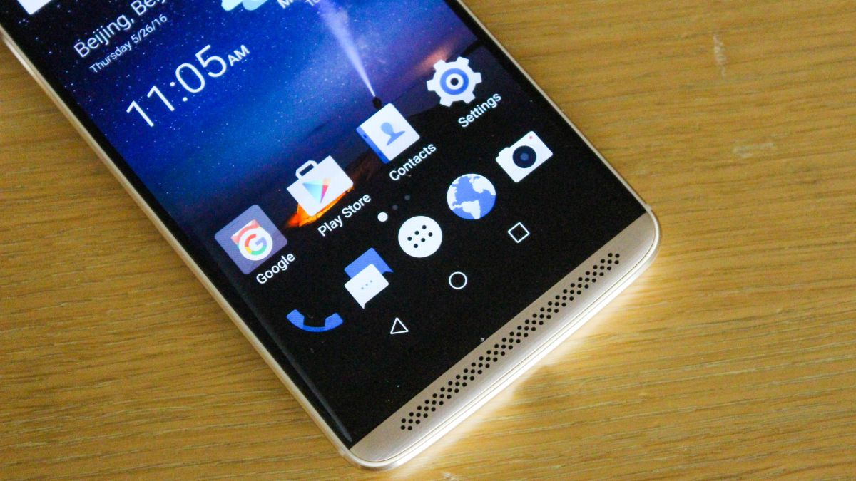 ZTE's latest flagship is more powerful than the Samsung Galaxy S7