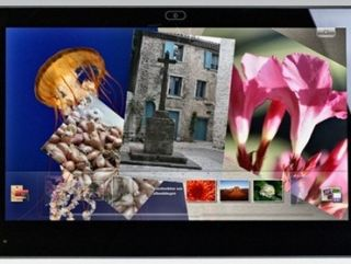 Ambiance Technology's new AT-tablet is the first Windows 7 touchscreen tablet PC to market in Europe