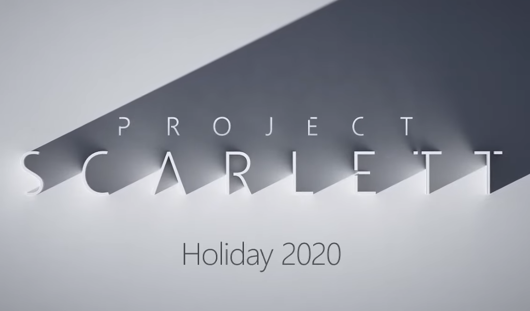 Project Scarlett specs revealed, will be two consoles (report)