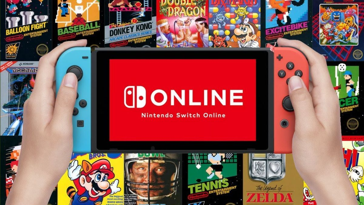 Nintendo Switch Online isn't being ditched, says Nintendo