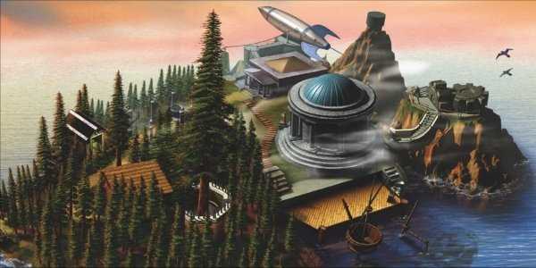 The Complete Myst Franchise Is Being Rereleased - CINEMABLEND
