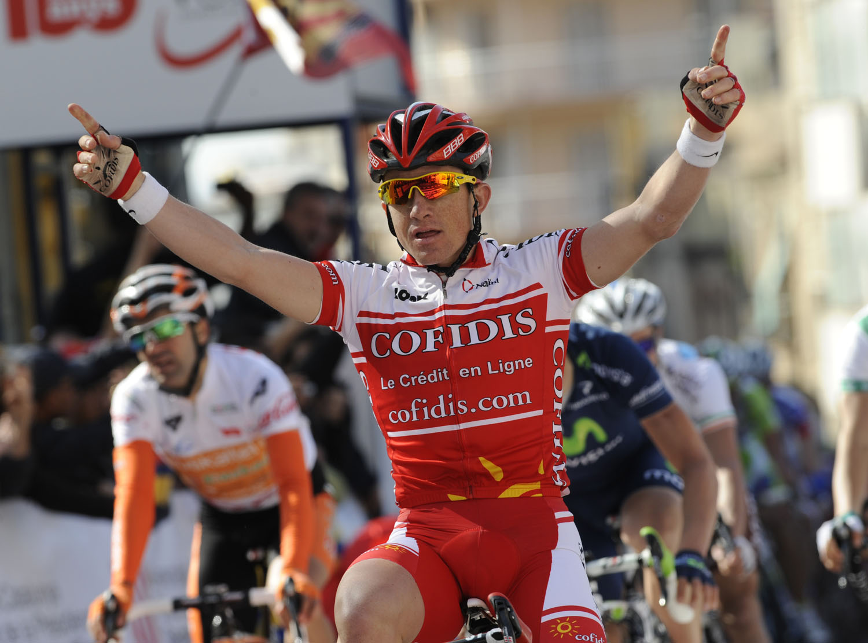 Samuel Dumoulin wins Volta a Catalunya 2011 stage five
