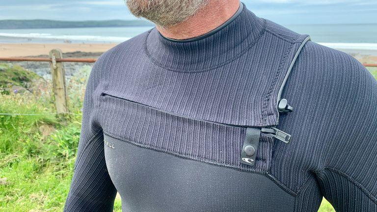 O'Neill Hyperfreak 5/4+ wetsuit review